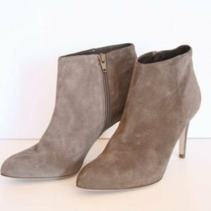 Brand New J. Crew Metropolitan Suede Ankle Boots